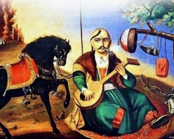 У Львові представили альбом про козака Мамая