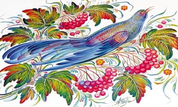 У Центрі Української Культури та Мистецтва відкрилася виставка «Петриківка – душа України»