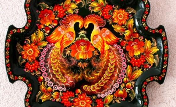 Віта Клеветенко, Вікторія Тимошенко, Валентина Хоменко, або кілька слів про майстрів петриківки