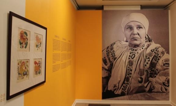 У Фінляндії відбулася виставка картин Марії Примаченко