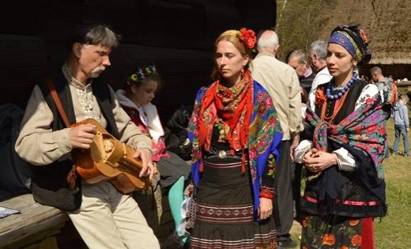 Виставка українських народних музичних інструментів ХVІІІ-ХХ століть