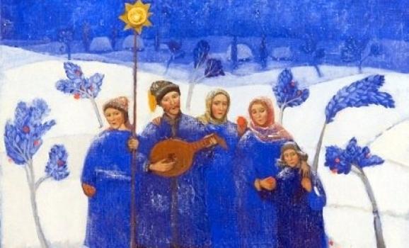 Національна спілка художників України оголосила конкурс робіт для участі у Всеукраїнській різдвяній виставці