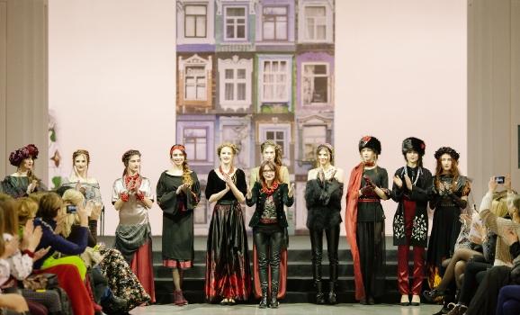Ірландці в захваті від українського одягу, – дизайнер Анна Козак