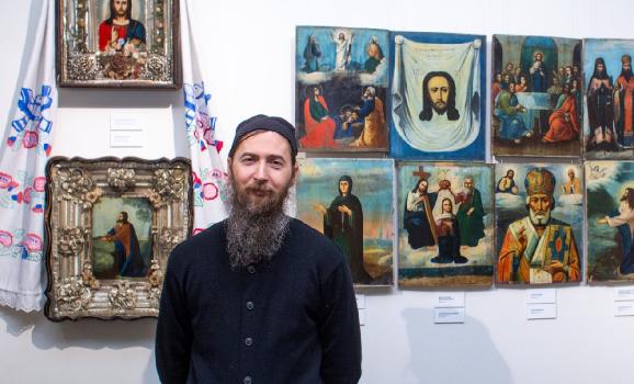 Українська історія «борисівської» ікони