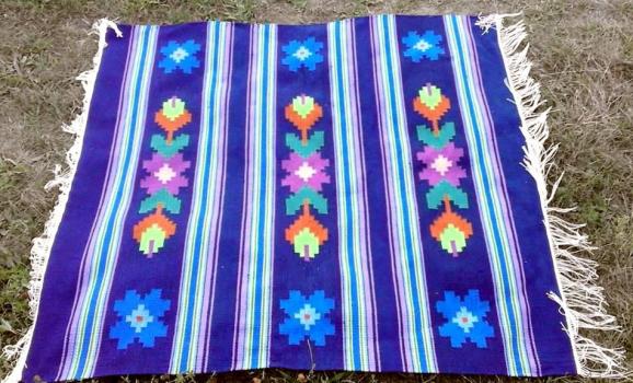 Виставка тканих богуславських килимів