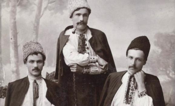 Виставка традиційного українського чоловічого вбрання «Чоловіча Nоша»