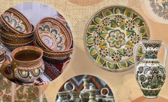 Косівська кераміка. Виставка та лекція в музеї-квартирі Миколи Бажана