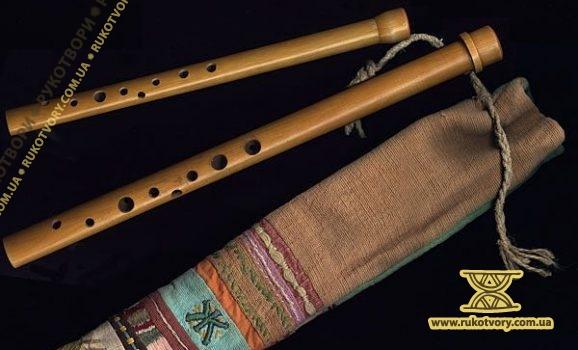Лекція-концерт. Духові муз. інструменти
