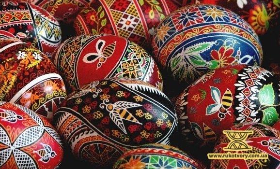 Всеукраїнський великодній ярмарок. Український дім