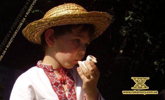День дитячої творчості. Пирогів