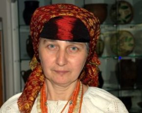 Larysa Holovnya