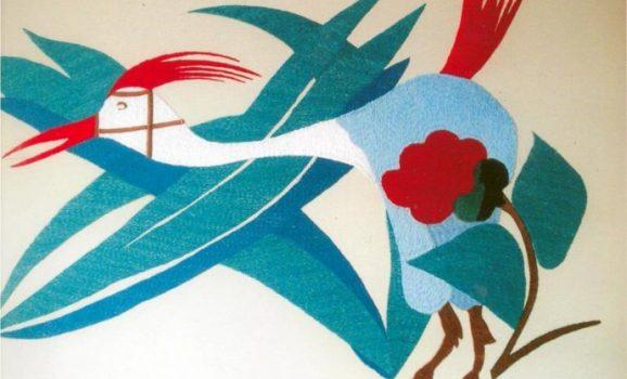 Виставка вишиваних ескізів художників-авангардистів ХХ ст