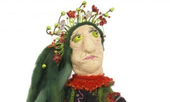 Виставка ляльок Оксани Цюпи
