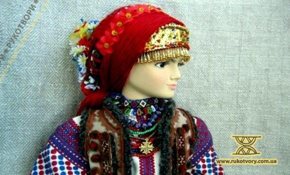 Виставка ляльок в українському народному вбранні
