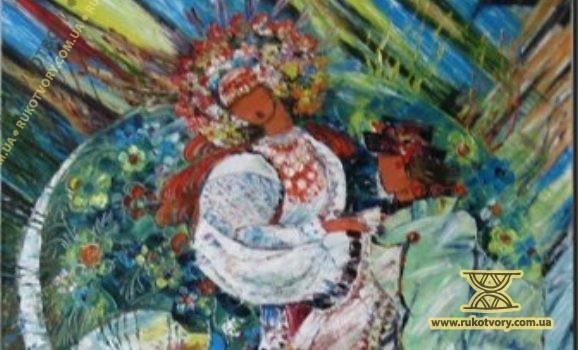 Виставка живопису Романа і Надії Федина