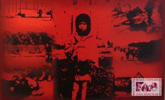 Історико-документальна виставка «Ми звинувачуємо!»