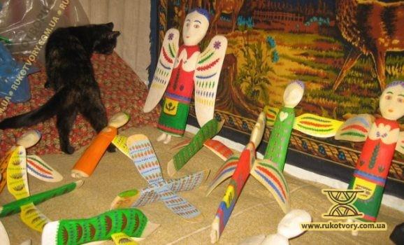 Виставка традиційної та авторської іграшки «Українська іграшка»