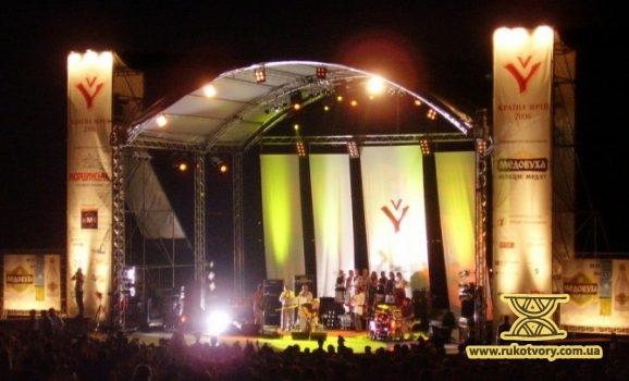 Країна Мрій-2009: Колективів би вистачило на 5 днів фестивалю