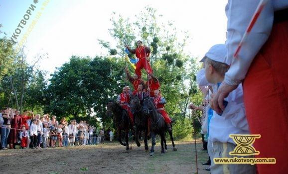 """Дитячий національний конкурс """"Я козацького роду"""""""