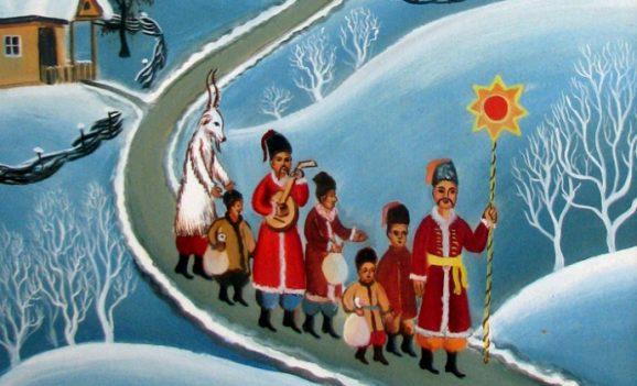 Українські традиції різдвяно-новорічних святкувань: лекція
