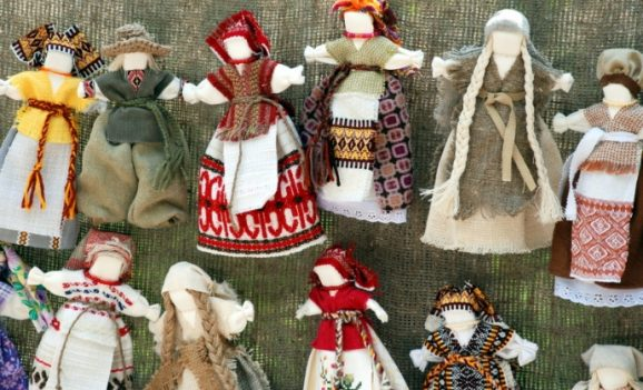 Свято вишивки та ляльки в Дніпропетровську