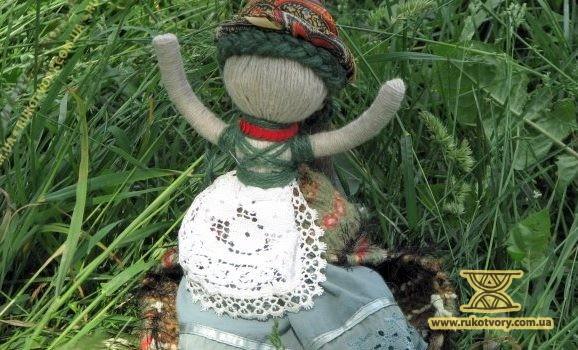 Майстер-клас зі створення ляльки-мотанки. Київ