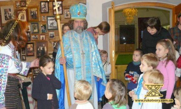 Святвечір на Миколая в Музеї І.Гончара