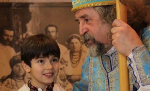 Дитяче свято «Подорож Святого Миколая»