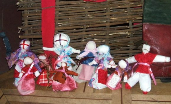 Майстер-клас з виготовлення народної ляльки