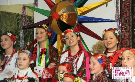 Закриття Дитячого фольклорного фестивалю «Орелі — Зима»