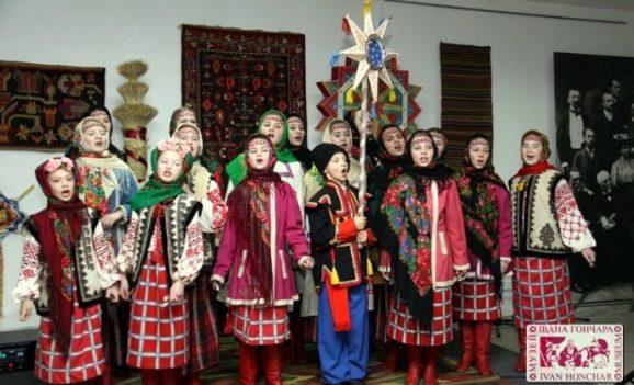 Дитячий фольклорний фестиваль «Орелі — Зима»