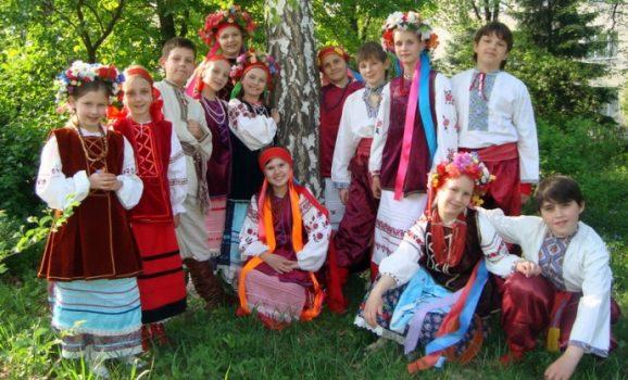 Дитячий фольклорний фестиваль «Орелі»