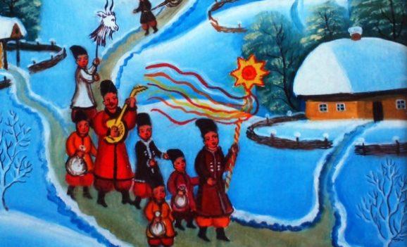 Виставка «Українське Різдво» в Музеї Тараса Шевченка