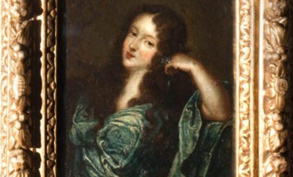 The exhibition of female portraits of XVI-XIX centuries