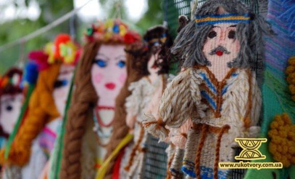 Олександра Пренко: Кожна моя лялька має своє призначення