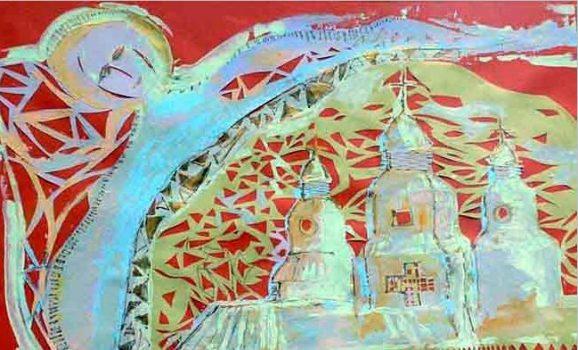 Виставка 13-річного художника