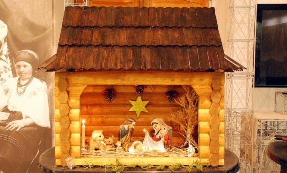 Майструємо Різдвяну шопку
