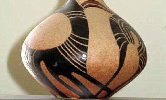 Виставка кераміки львівської майстрині