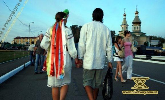 Українські вечорниці на Мамаєвій Слободі
