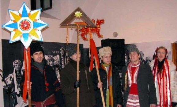 Різдвяна коляда в Музеї І.Гончара