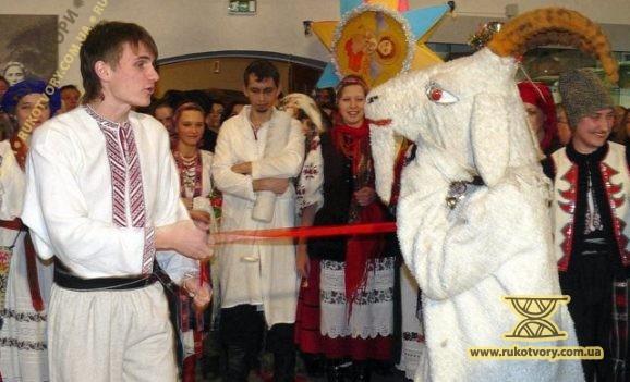 Конкурс різдвяно-новорічної атрибутики та вертепів