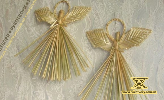 Iryna Bilay: In straw weaving each component means something