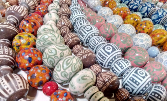 П'ятеро українських майстрів представили традиційне мистецтво на фестивалі в Туреччині