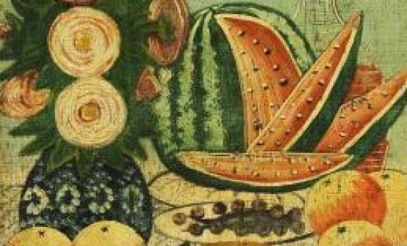Виставка «Українська народна картина: натюрморт»