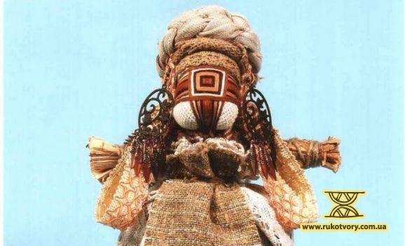 Олена Орєхова: Виготовлення ляльки — це медитація