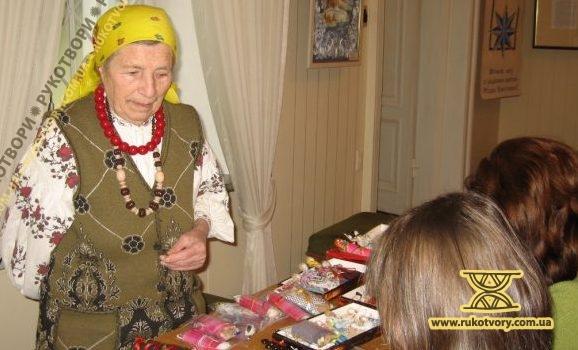Варвара Мацелла: У 1934 вперше побачила ляльку на Хрещатику