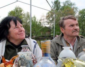 Vasyl Bilous and Romanna Hudyma-Bilous