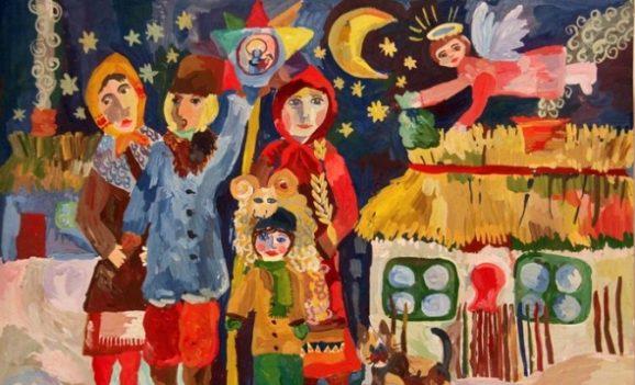 Конкурс різдвяно-новорічної атрибутики та вертепів 2010