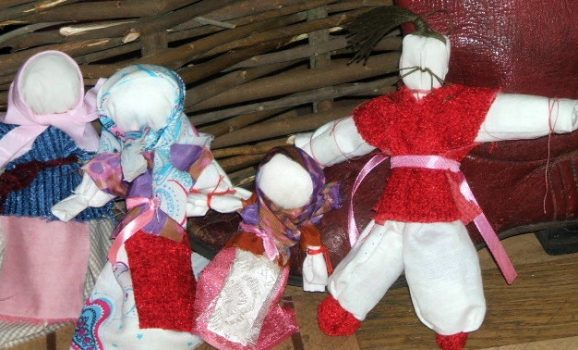 Майстер-клас зі створення ляльки-мотанки
