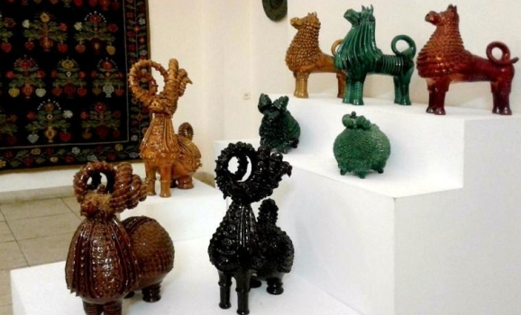 Виставка керамічних творів Дмитра Головка (1905-1978), присвячена 110-й річниці від дня народження Майстра